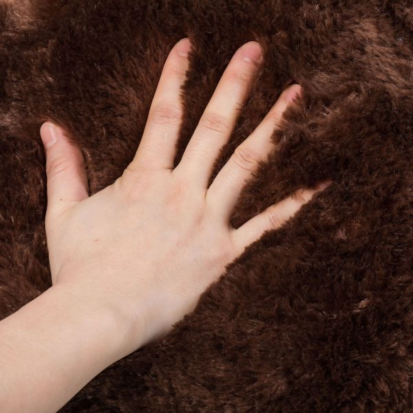 Daney teddy bear 6foot dark brown 010