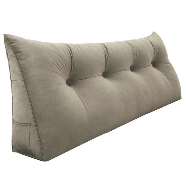 Backrest pillow 47inch Tan 01