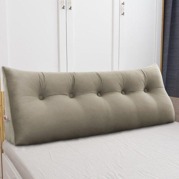 Backrest pillow 59inch Tan 05