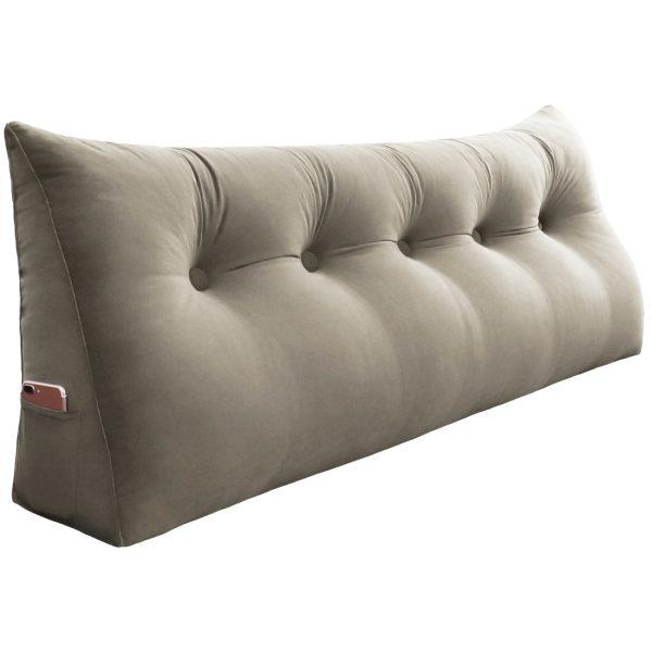 Backrest pillow 59inch Tan 08