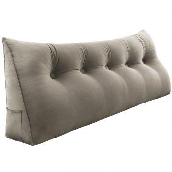 Backrest pillow 59inch Tan 11