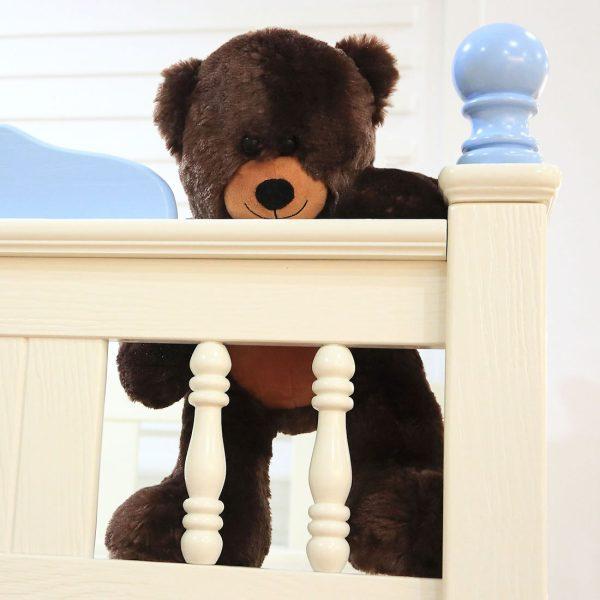 Daney teddy bear 25 dark brown 007