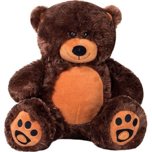 Daney teddy bear 25 dark brown 011