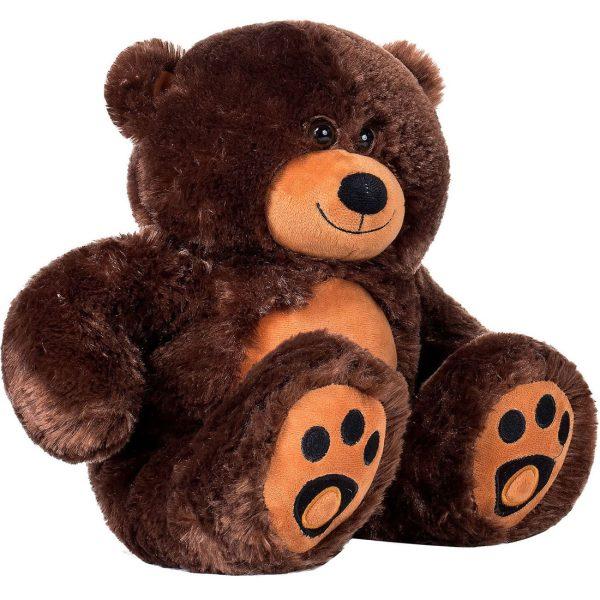 Daney teddy bear 25 dark brown 019