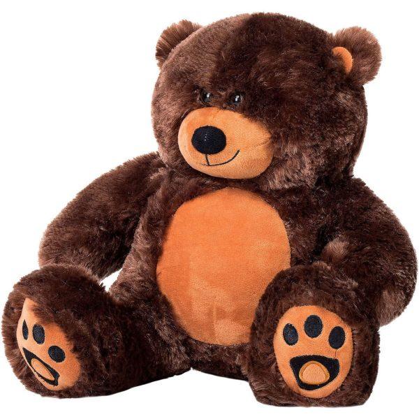 Daney teddy bear 25 dark brown 020