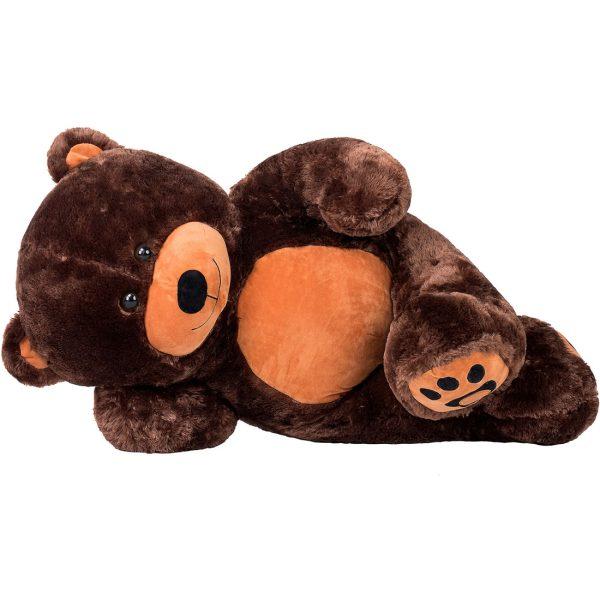 Daney teddy bear 3foot dark brown 013
