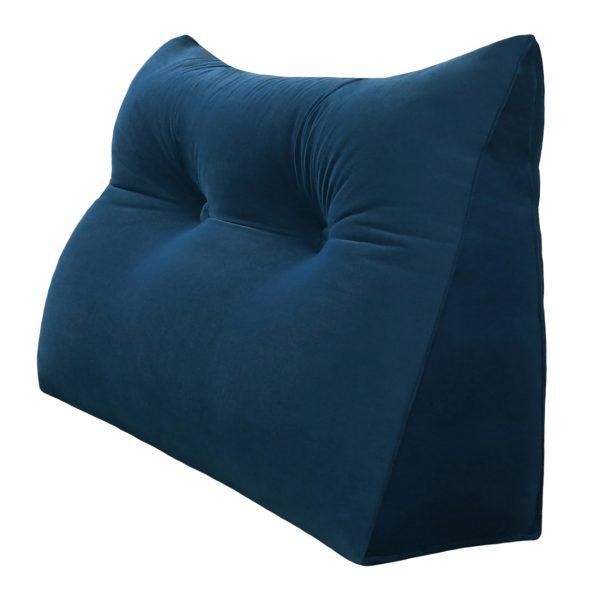 Reading pillow 24inch Dark Blue 01