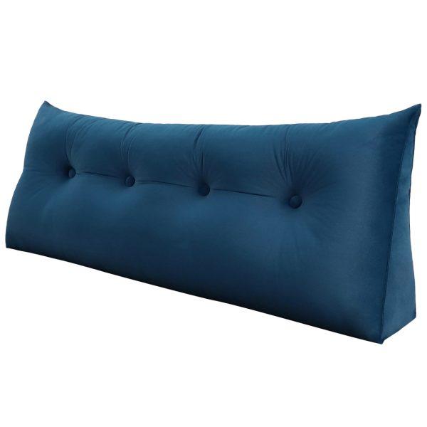 Reading pillow 47inch Dark Blue 01