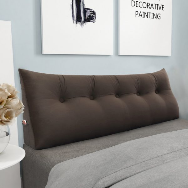 Reading pillow 59inch Coffee 02 1