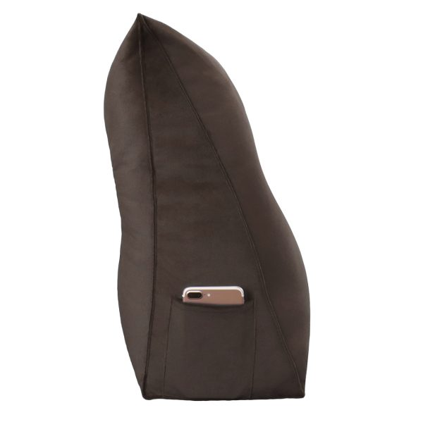 Reading pillow 59inch Coffee 16