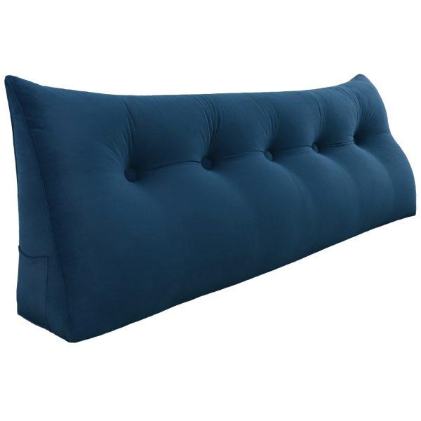 Reading pillow 59inch Dark Blue 01