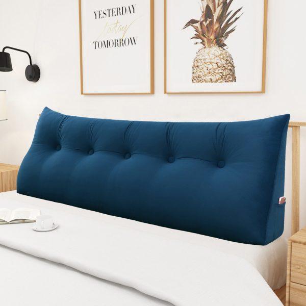Reading pillow 59inch Dark Blue 04