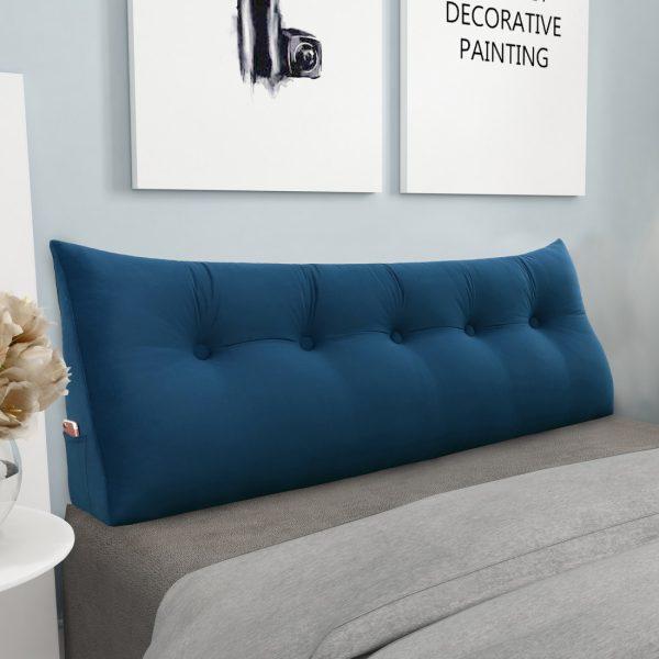 Reading pillow 59inch Dark Blue 05