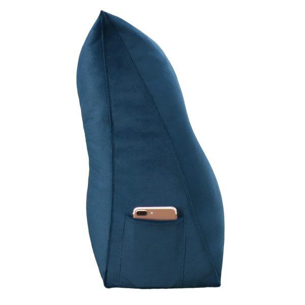 Reading pillow 59inch Dark Blue 16