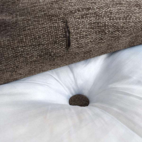 Reading pillow 76inch coffee 102