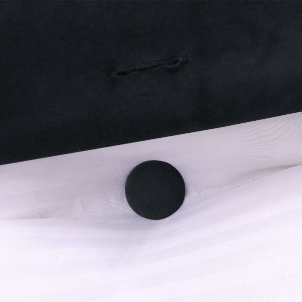 Wedge pillow 79inch Black 103