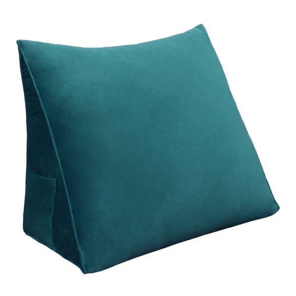 backrest pillow 18inch royal blue 01