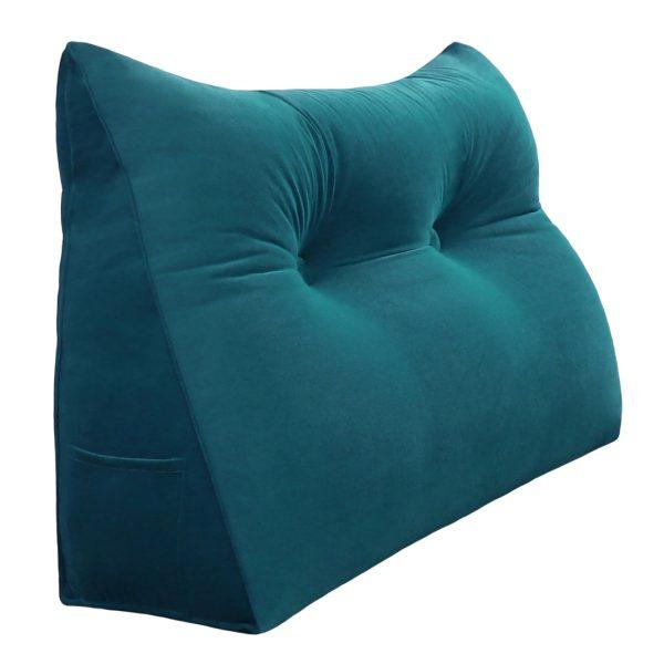 backrest pillow 24inch royal blue 01