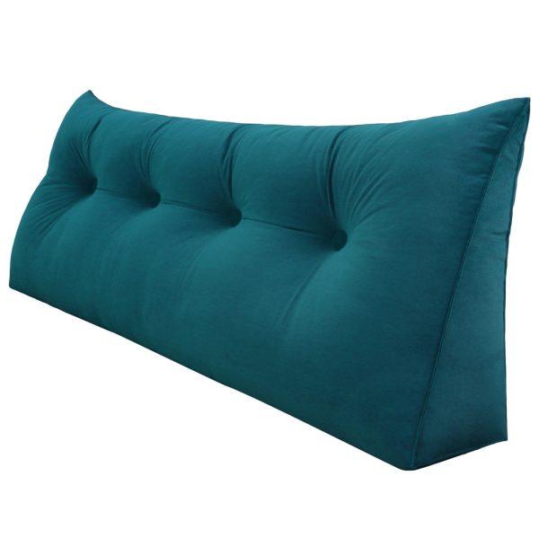 backrest pillow 47inch royal blue 01