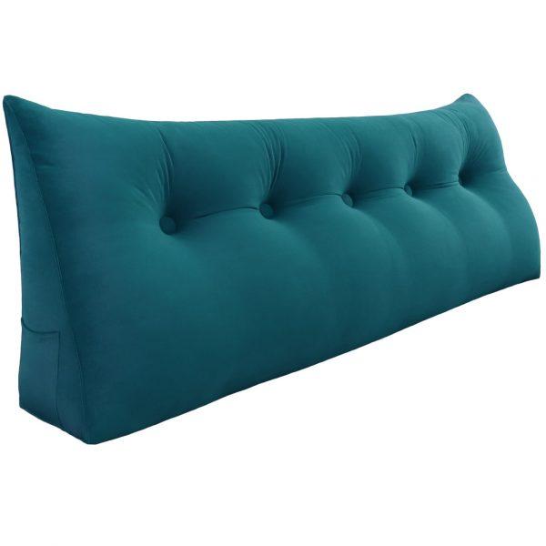backrest pillow 59inch royal blue 01