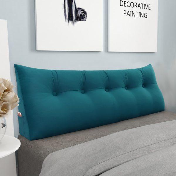 backrest pillow 59inch royal blue 04
