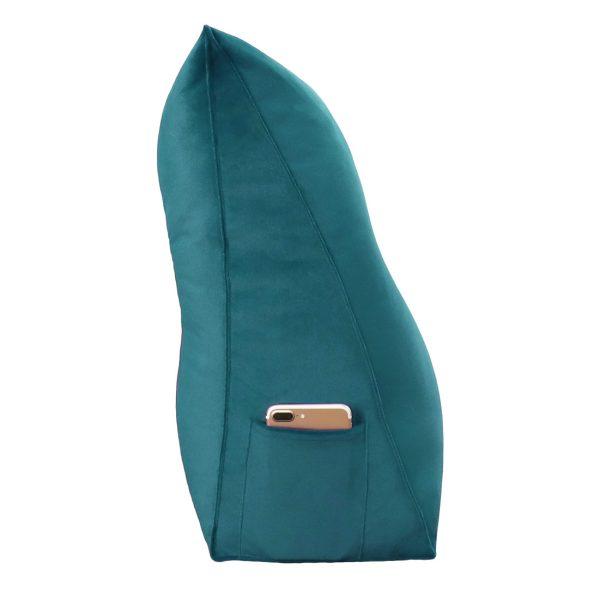backrest pillow 59inch royal blue 14