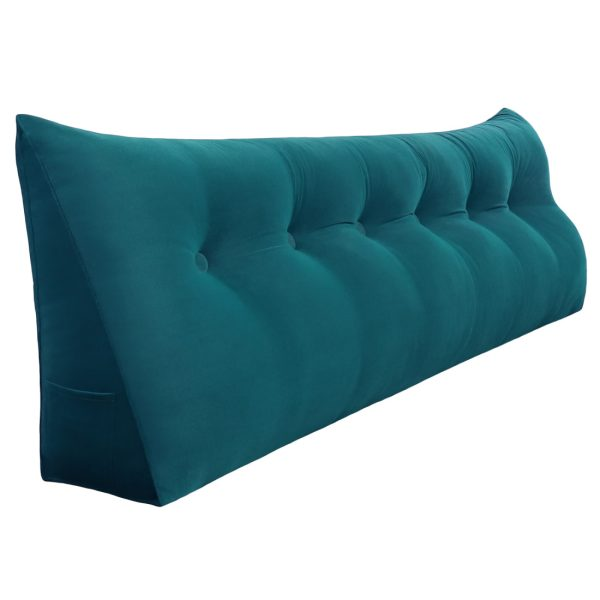 backrest pillow 71inch royal blue 01