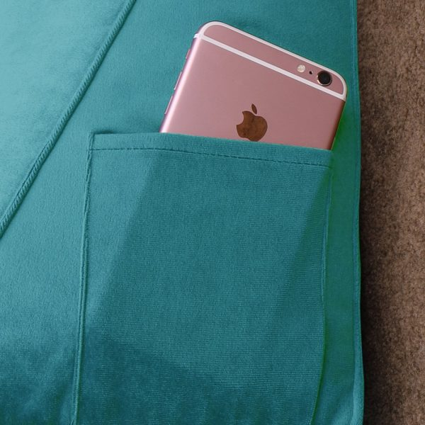 backrest pillow 79inch royal blue 100