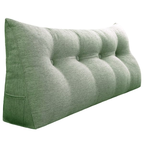 961 backrest pillow 47inch green 1