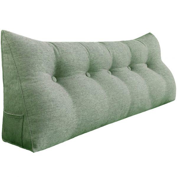 961 backrest pillow 59inch green 1