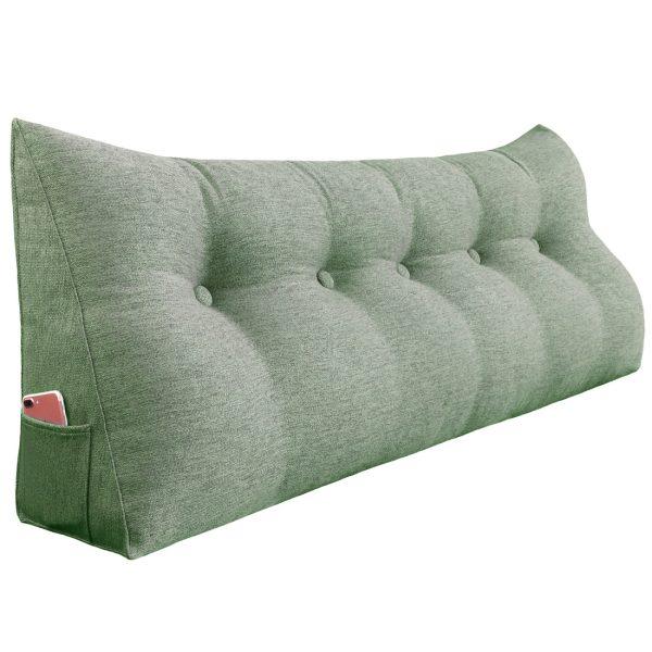 961 backrest pillow 59inch green 12