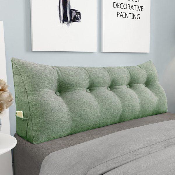 961 backrest pillow 59inch green 2