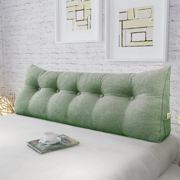 961 backrest pillow 59inch green 3