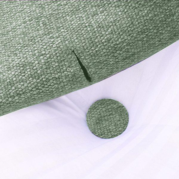 961 backrest pillow 59inch green 9