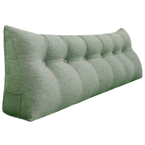 961 backrest pillow 72inch green 1
