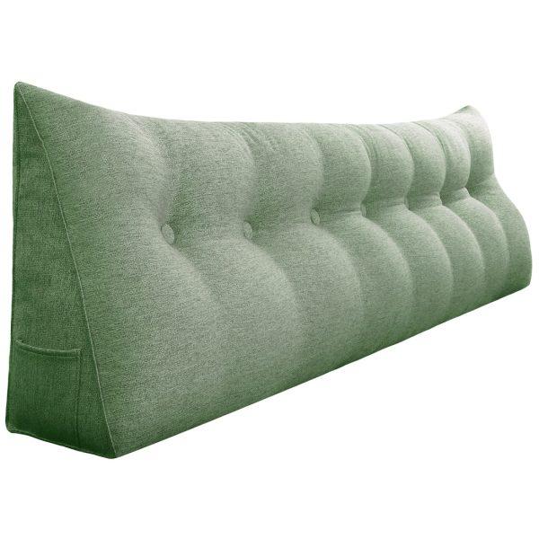 961 backrest pillow 79inch green 1