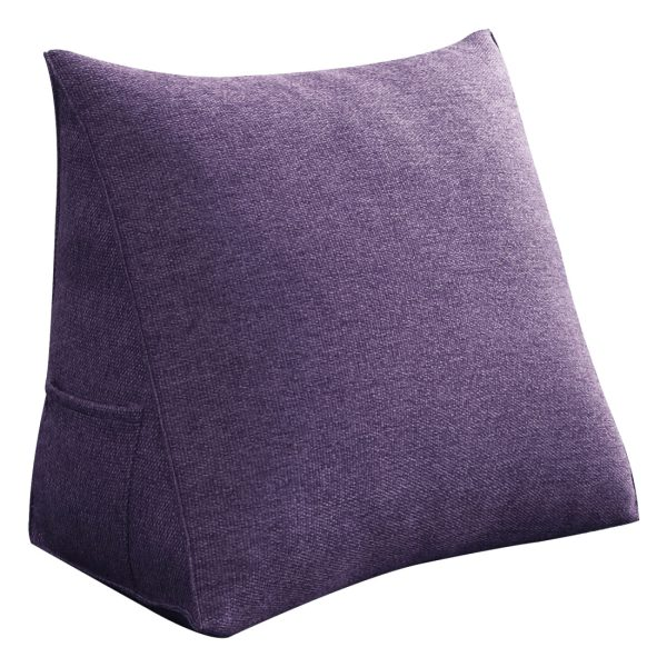 964 backrest pillow 18inch purplee 1