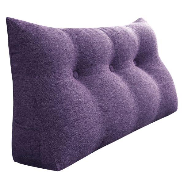 964 backrest pillow 39inch purplep 1