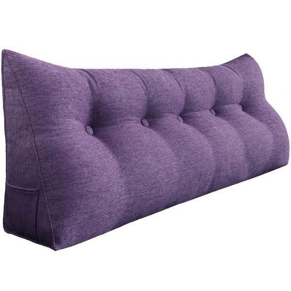 964 backrest pillow 59inch purplee 1