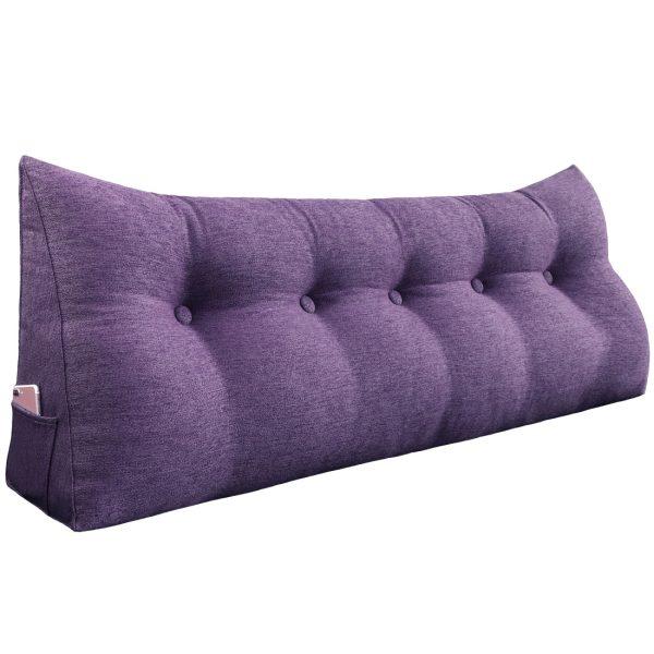 964 backrest pillow 59inch purplee 13