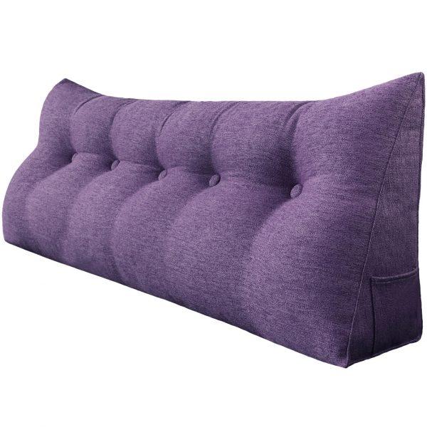 964 backrest pillow 59inch purplee 14