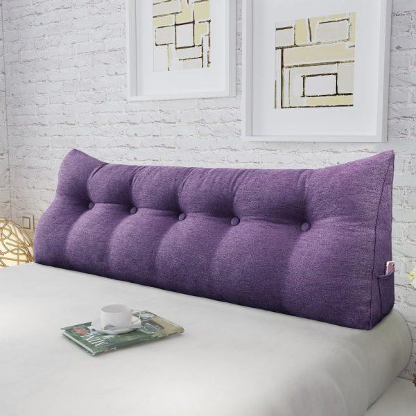 964 backrest pillow 59inch purplee 3