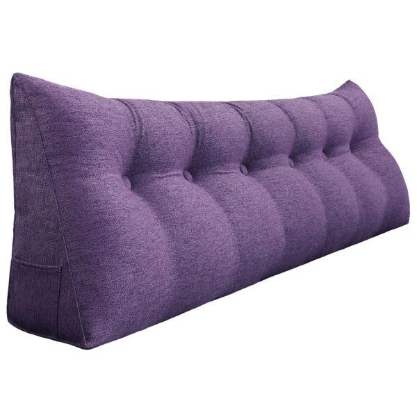 964 backrest pillow 72inch purplee 1
