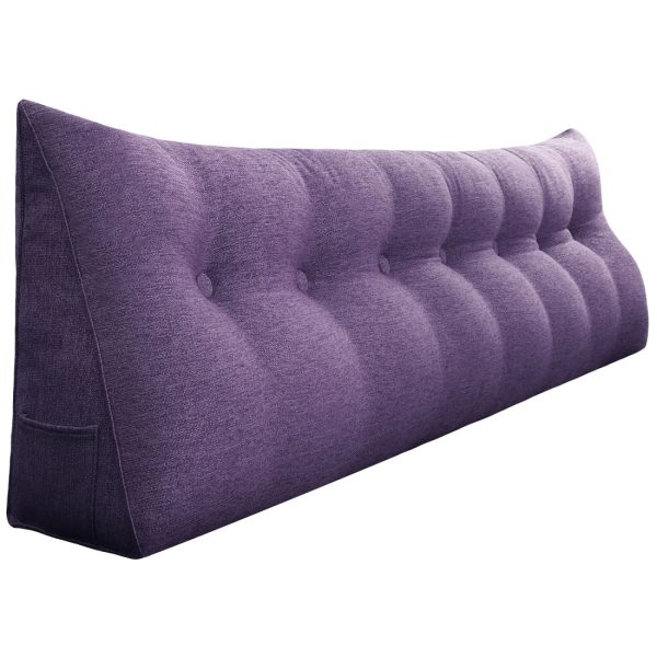 964 backrest pillow 79inch purplee 1
