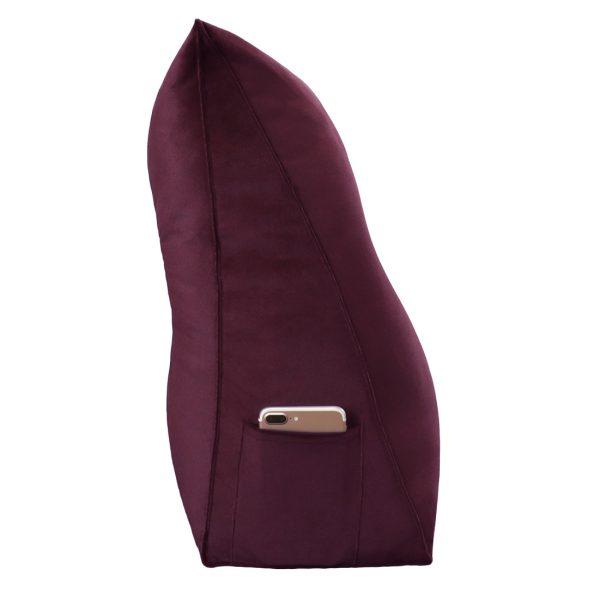 965 backrest pillow 59inch wine 14