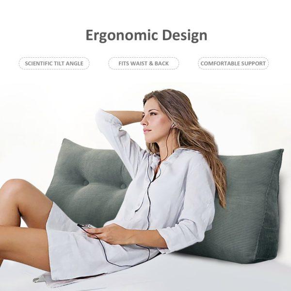 995 wedge pillow cushion 26