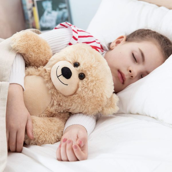 Daney teddy bear 25 light brown 002