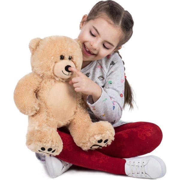 Daney teddy bear 25 light brown 004
