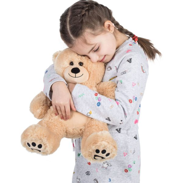 Daney teddy bear 25 light brown 006