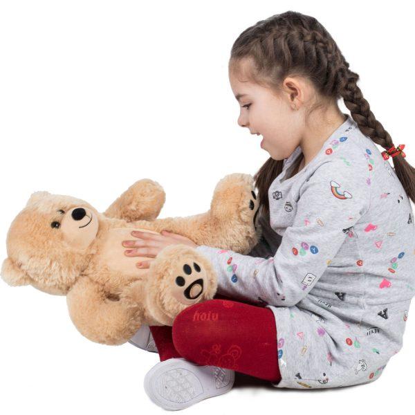 Daney teddy bear 25 light brown 007